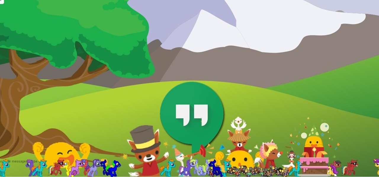 8 Fun (& Annoying) Easter Eggs in Google Hangouts