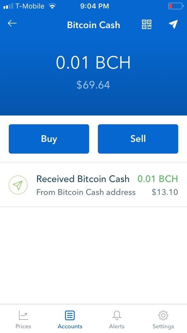 Bitcoin Cash Is Now Available on Coinbase