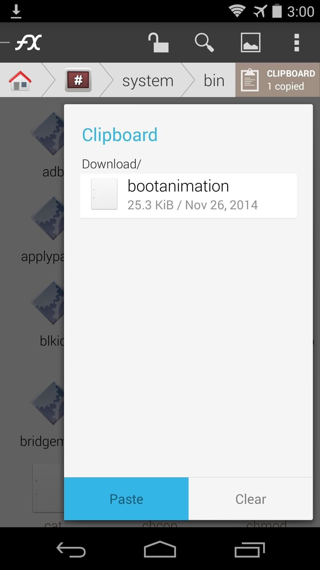 How to Create Custom Video Boot Animations on Android KitKat