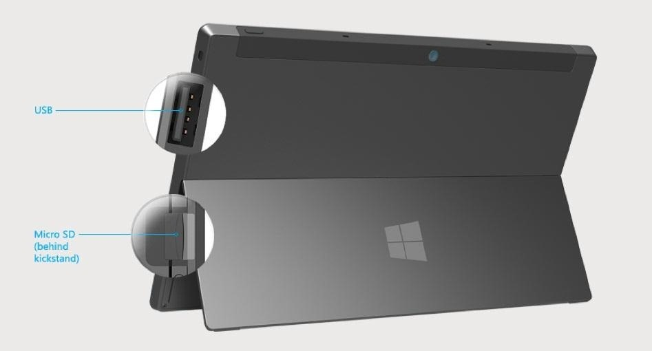 How To Add Extra Storage Space To Your Microsoft Surface