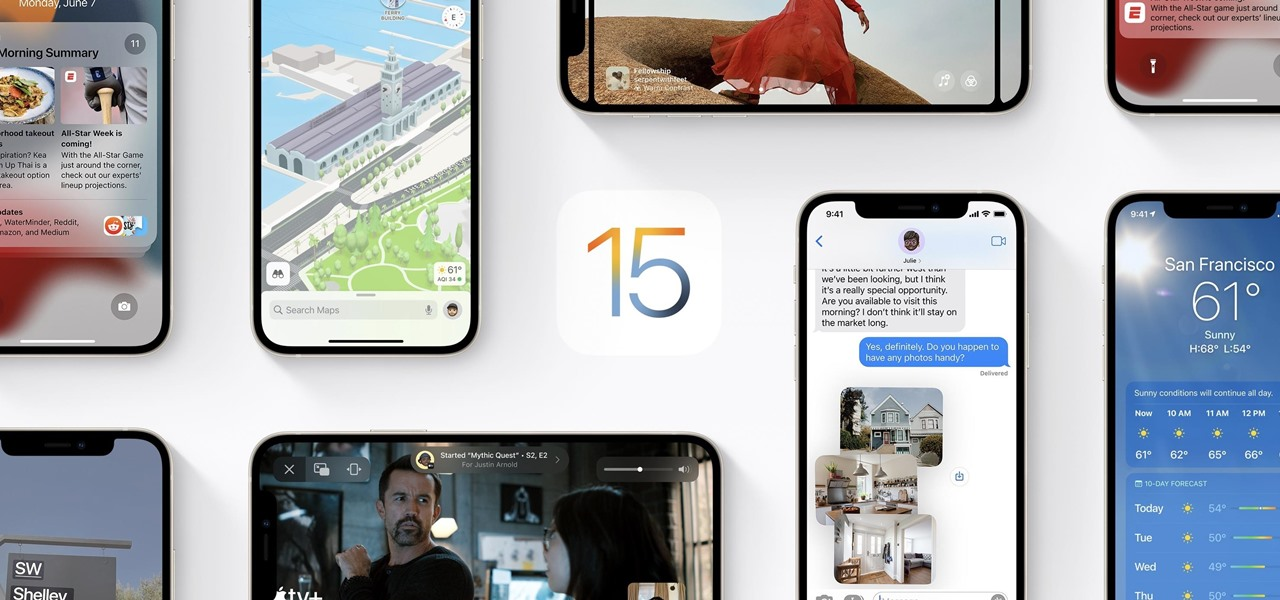 Apple Releases iOS 15 Beta 2 for Developers, Includes 'SharePlay' Feature for Sharing Music & Videos on FaceTime