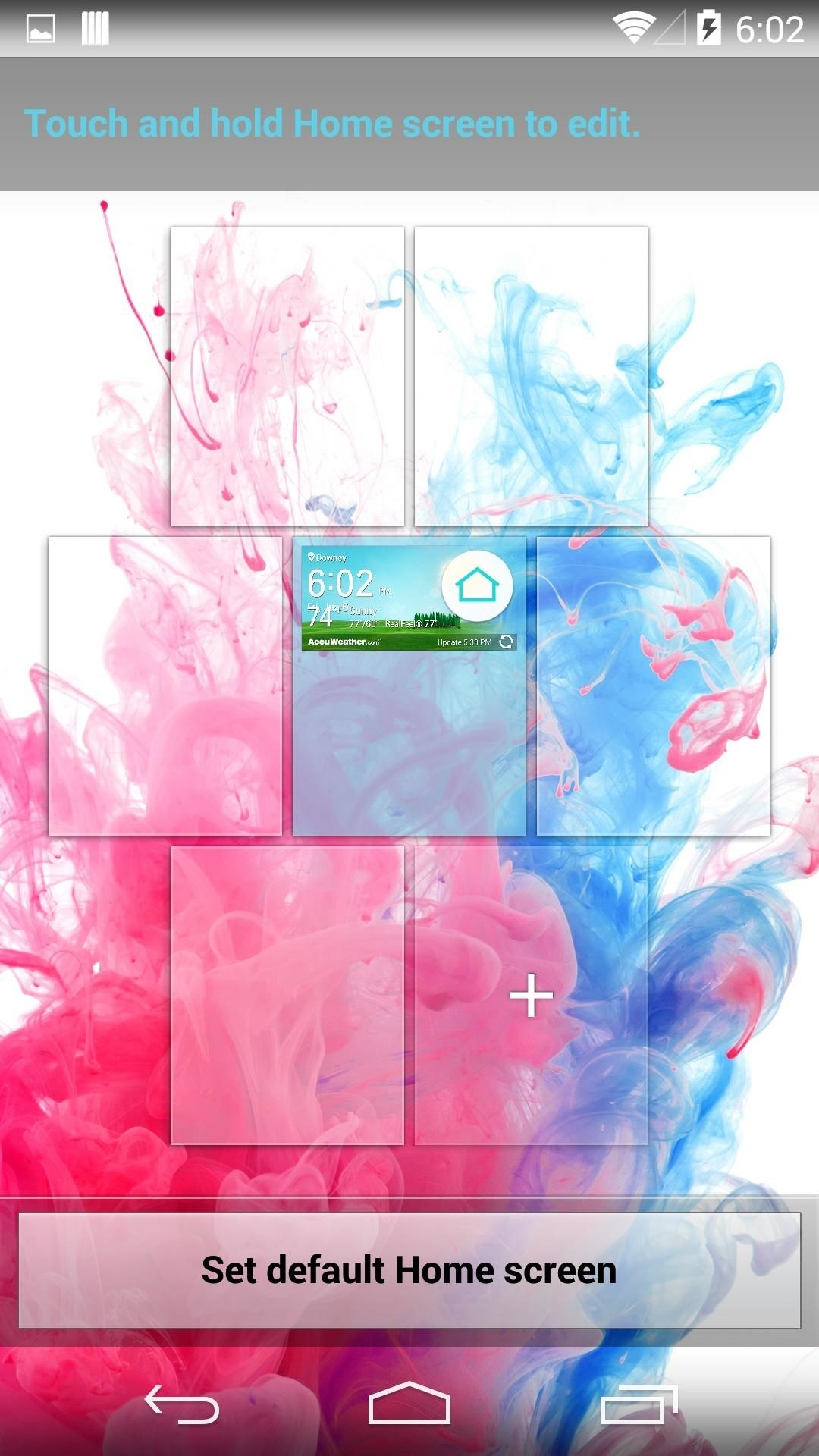 "How to Get the LG G3's Exclusive ""Home"" Launcher on Your HTC One or Other Android Device"