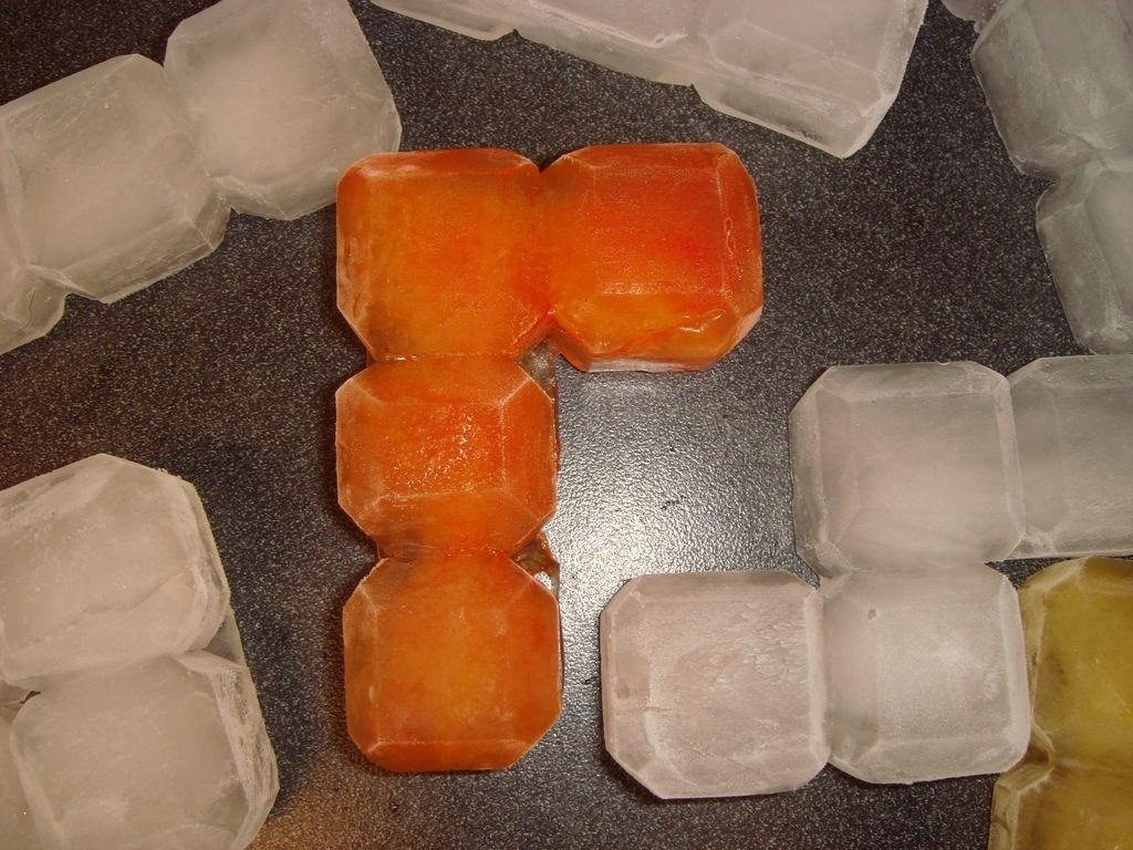 DIY Alcohol Monitoring Ice Cubes, Plus How to Make Tetris-Shaped Ones That'll Make You Drink More