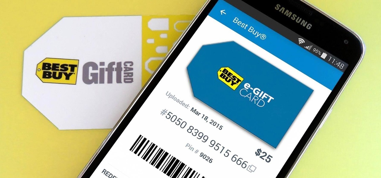 Upload, Buy, Send, Receive, & Redeem Almost Any Gift Card on Your ...
