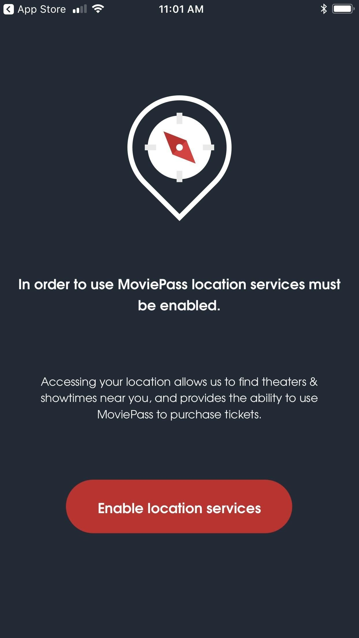 There's an Easy Way to Stop MoviePass from Tracking Your iPhone After Watching Films