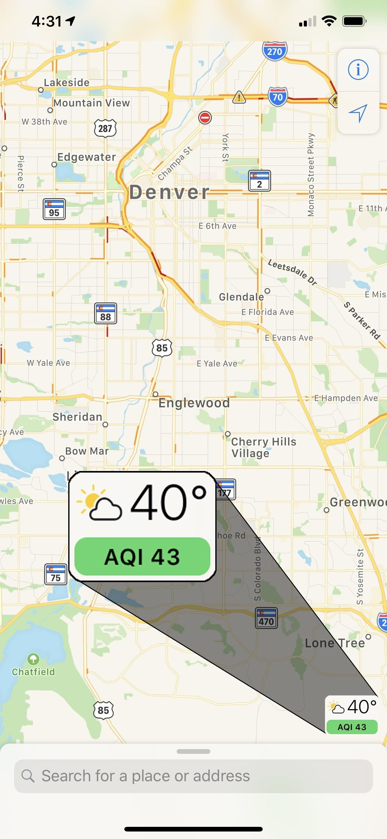 View Air Quality in Apple Maps to See How Polluted Cities & Destinations Are
