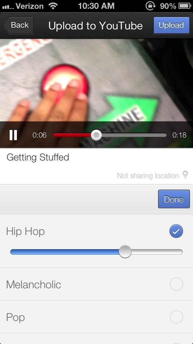 New YouTube Capture App Lets You Record, Edit, and Upload Videos Easily with Your iPhone