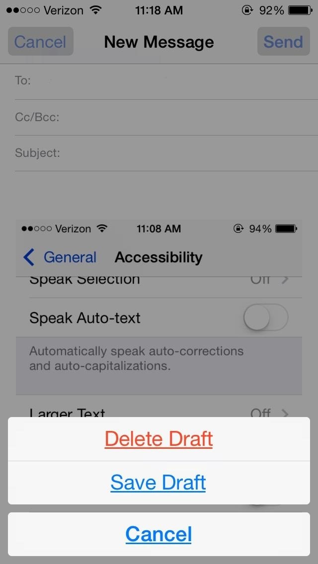 What's New (& Removed) In Apple's Latest iOS 7.1 for iPad, iPhone, & iPod Touch