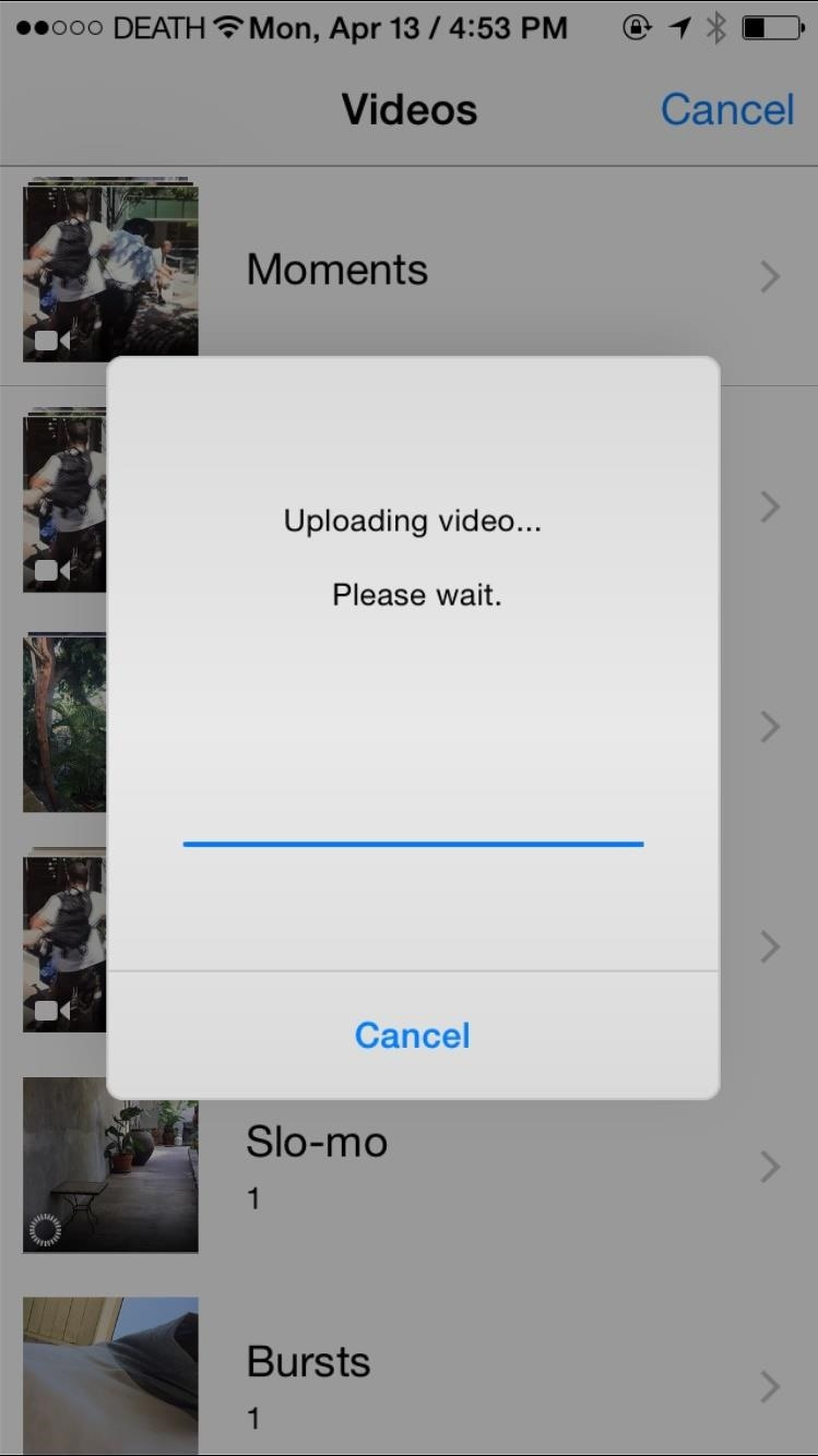 Automatically Upload Videos to YouTube When Recording Police with Your iPhone