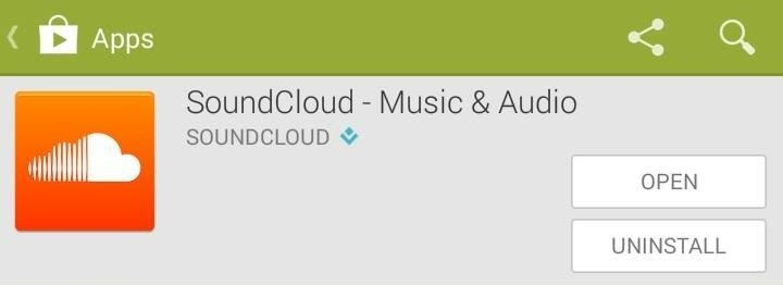 How to download soundcloud tracks for offline playback on your most of you can skip this step but if you dont already have it installed download the official soundcloud app ccuart Choice Image