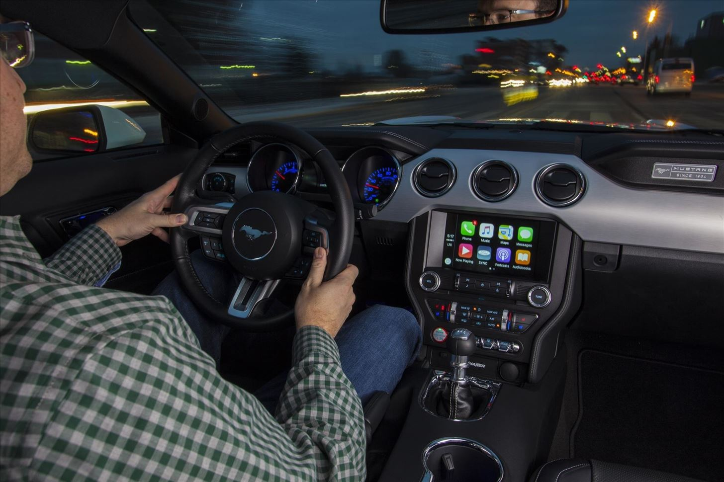 Ford Is Adding Android Auto, Apple CarPlay, & More with New Sync System