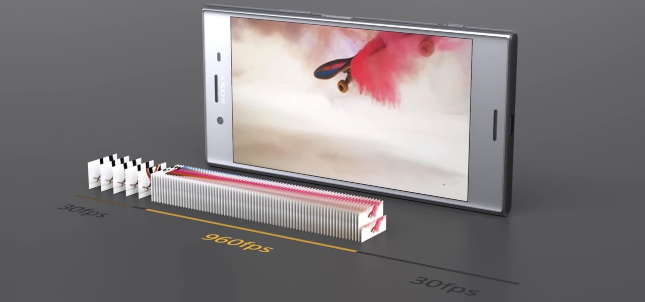 Sony Unveils the Xperia XZ Premium with 4K HDR Display, 19 MP Camera & Snapdragon 835