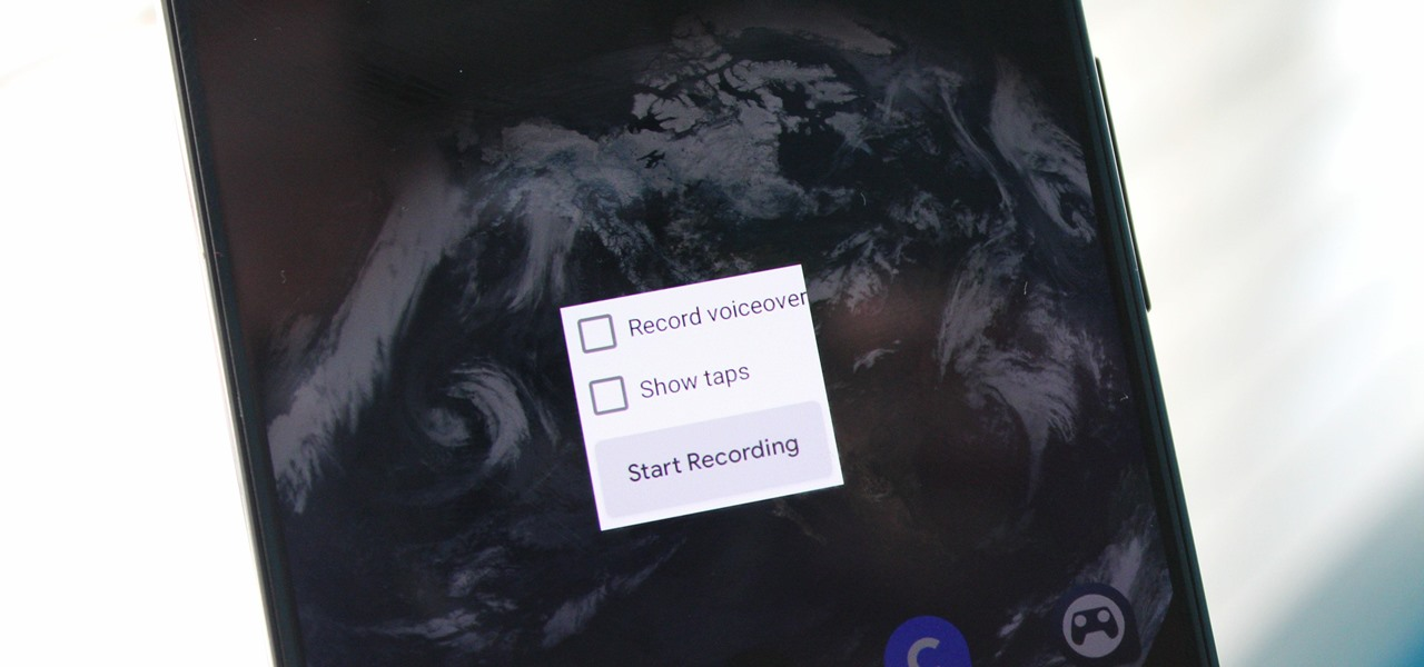 How to Enable the Built-in Screen Recorder on Android 10 « Android