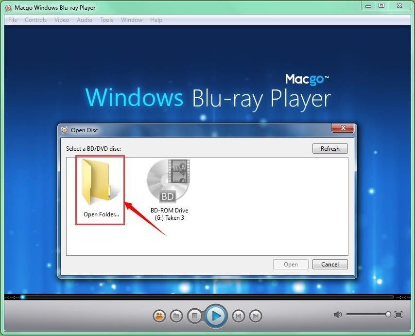 How to Play BDMV Folder on PC
