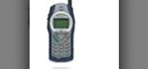 Operate the Motorola Nextel i315 mobile phone
