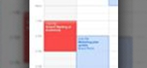 Work with multiple calendars in MobileMe Calendar