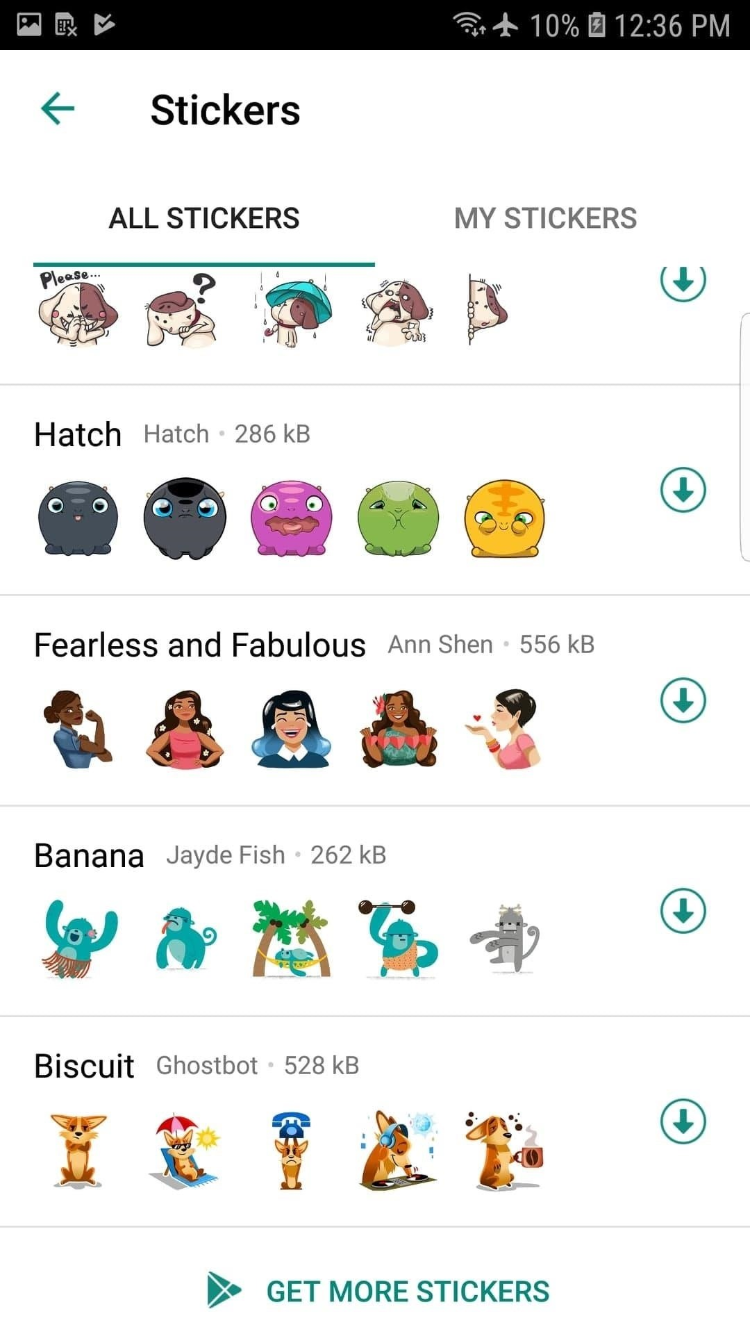 Personalize Your Messages with Stickers in WhatsApp