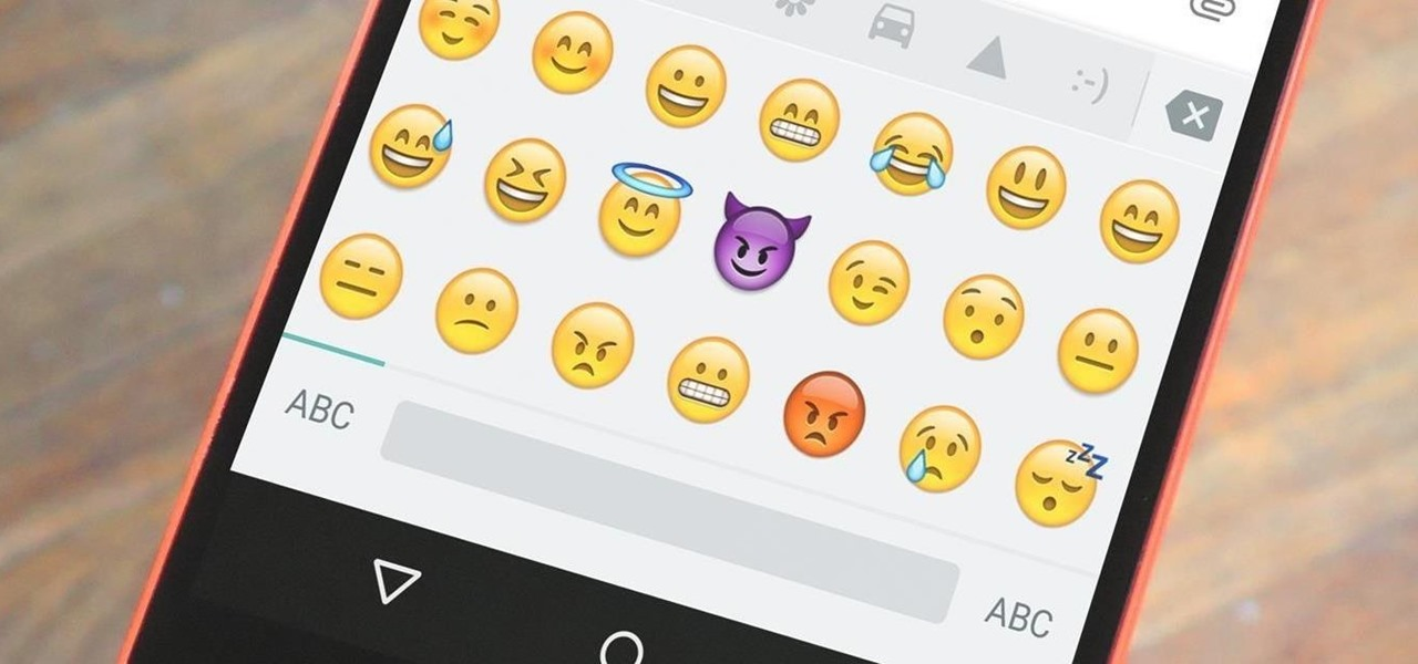Get iPhone Emojis on Your Nexus 5
