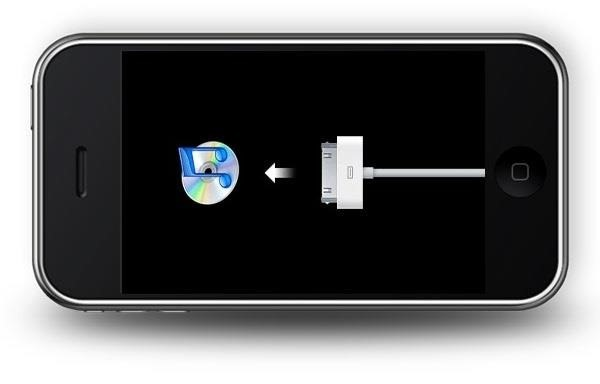 How to restore itouch 4 without updating