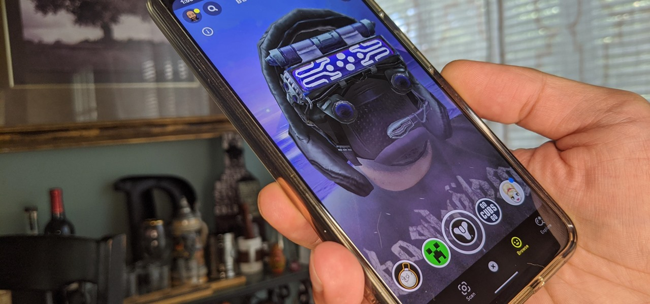 Get a Sneak Peek at Xbox Series X Launch Titles with Snapchat Lenses for Halo Infinite, Destiny 2 & More