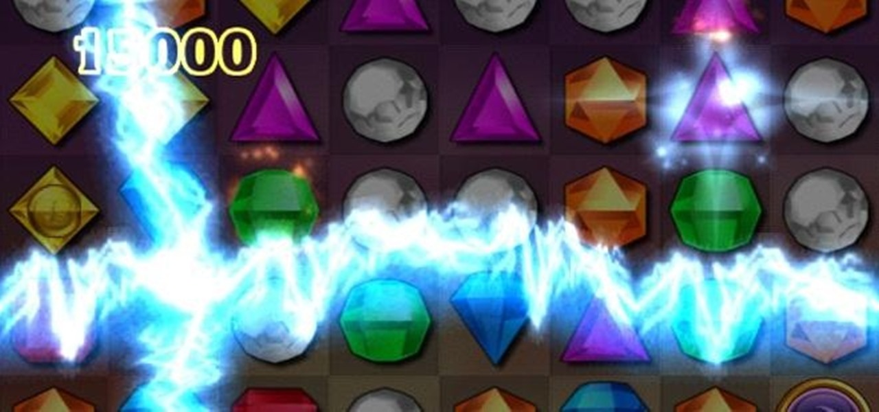 Dominate Your Friends and Cheat the System in Bejeweled Blitz for iPhone
