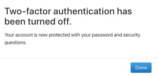 3c71948ed2 How to Enable or Disable Two-Factor Authentication on Your iPhone ...