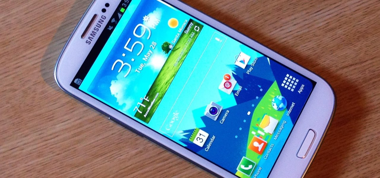 Get Auto-Rotating Google Now Wallpapers on Your Samsung Galaxy S3 Home Screen