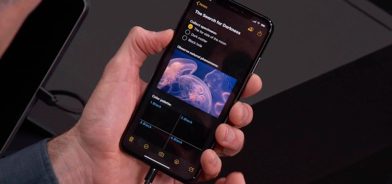 Enable Dark Mode in Your Favorite Apps « Gadget Hacks
