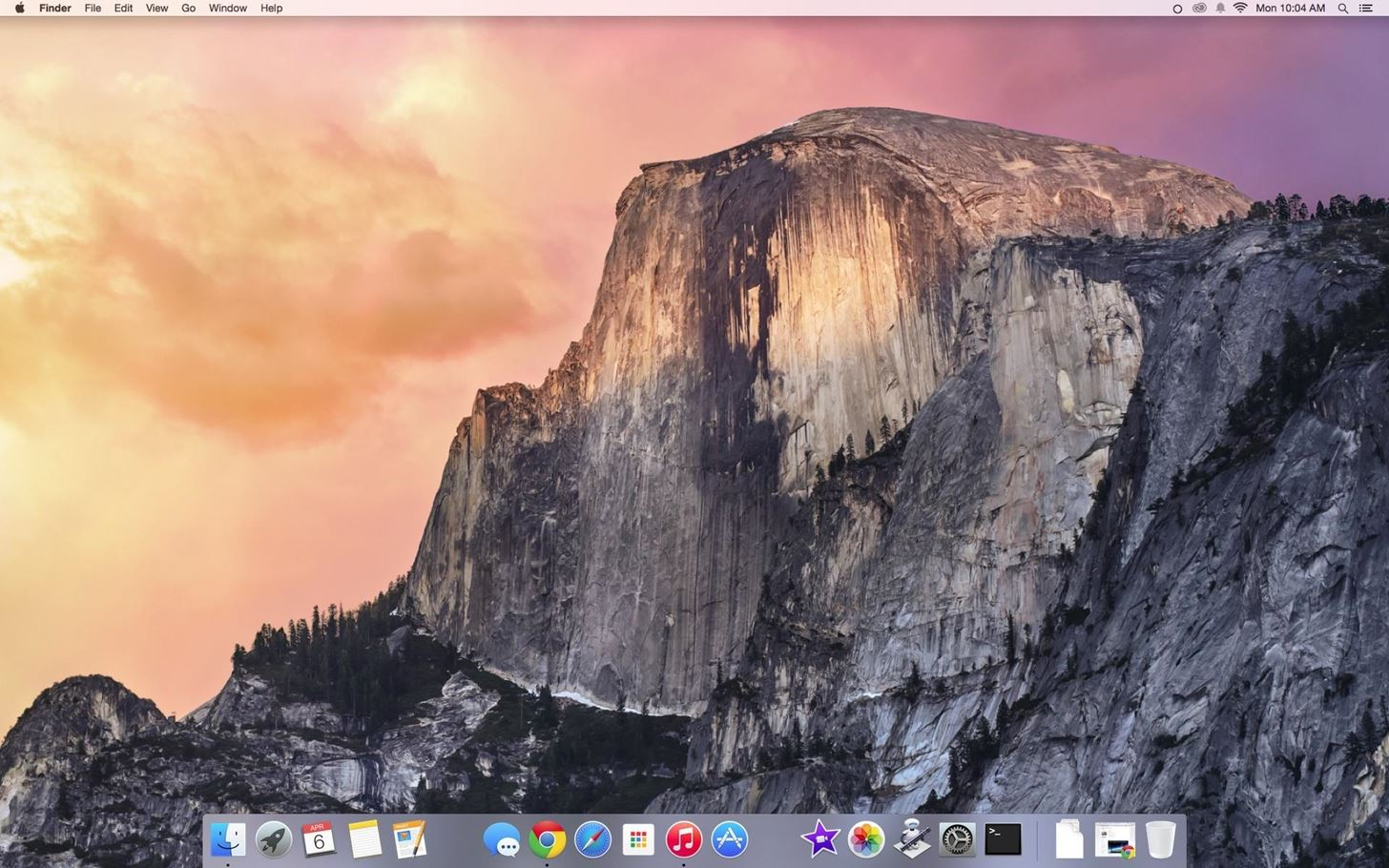 How to Hide All Desktop Icons with One Click on Your Mac