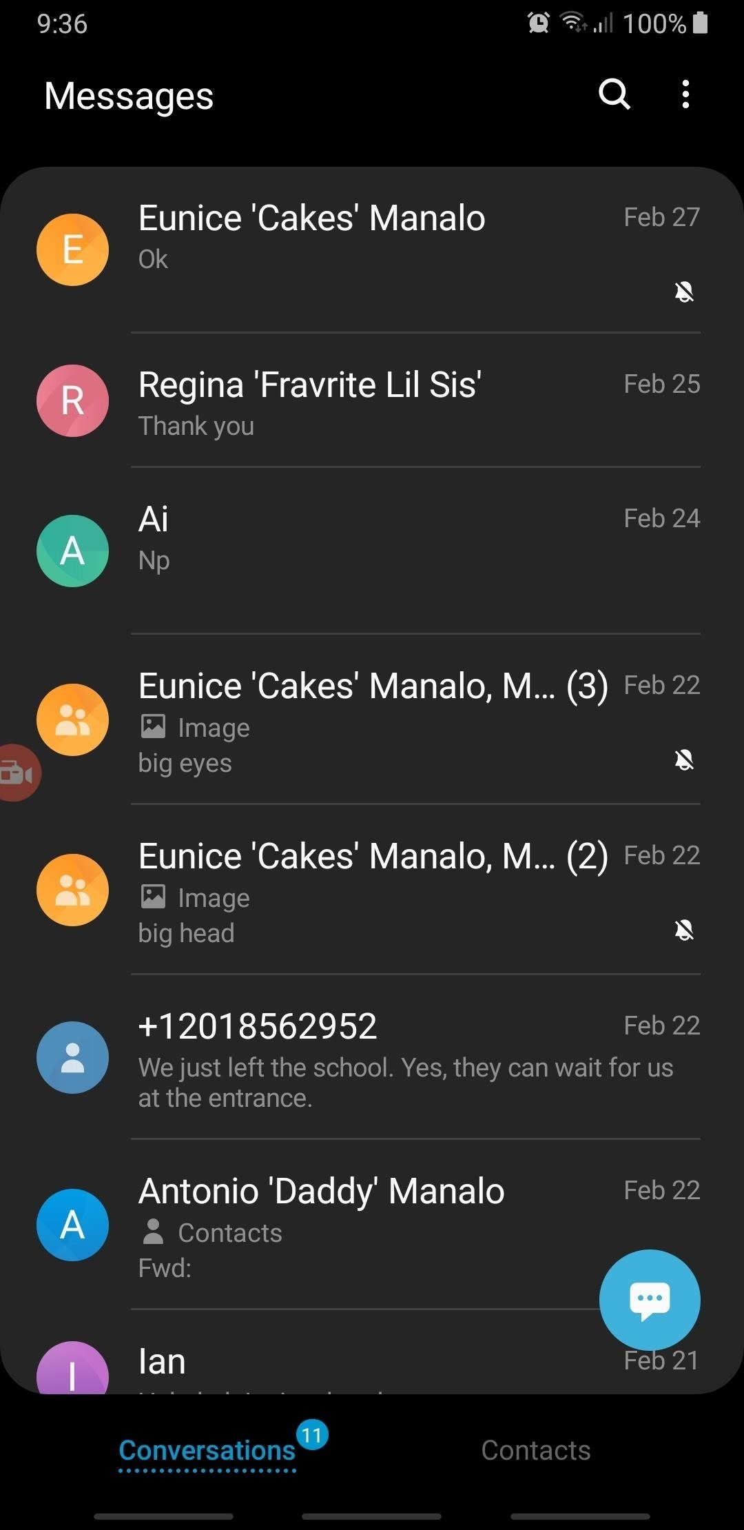 How to Mute Conversations in Samsung Messages Without Blocking Contacts