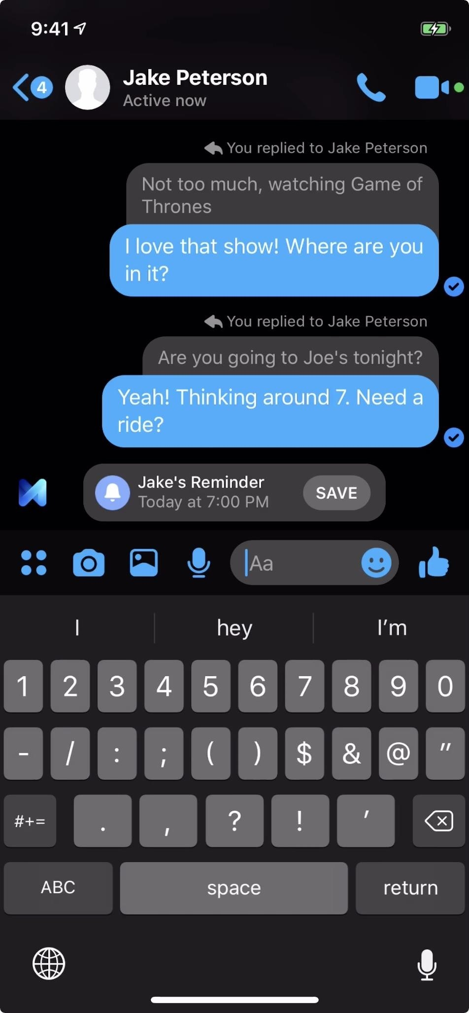 Use Quote Replies in Facebook Messenger to Prevent Confusing Conversations, Just Like in WhatsApp