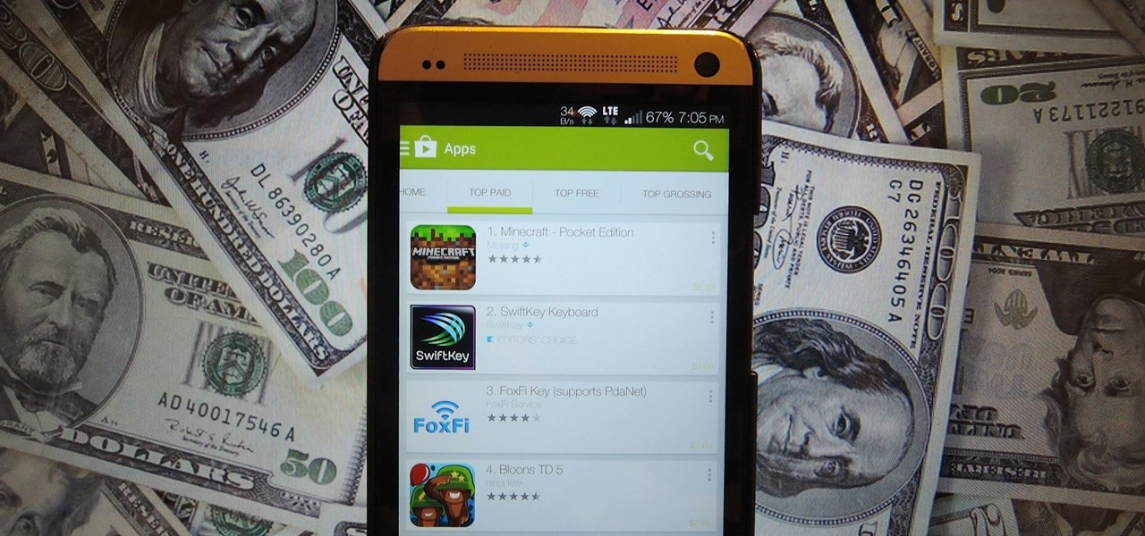 Never Miss Out on App Price Drops on Google Play