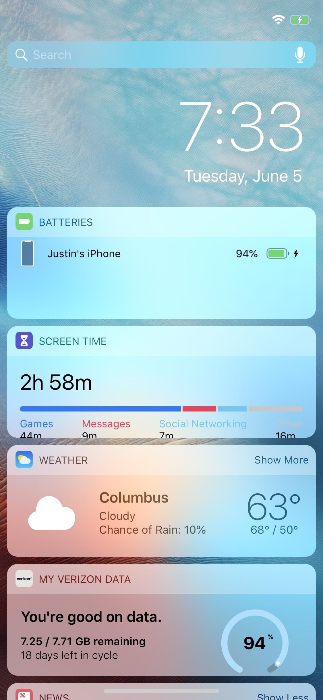How to Get Your Screen Time Faster Statistics in iOS 12 for iPhone [19659009] Accessing the Time Usage Screen Stats Faster in iOS 12 for iPhone
