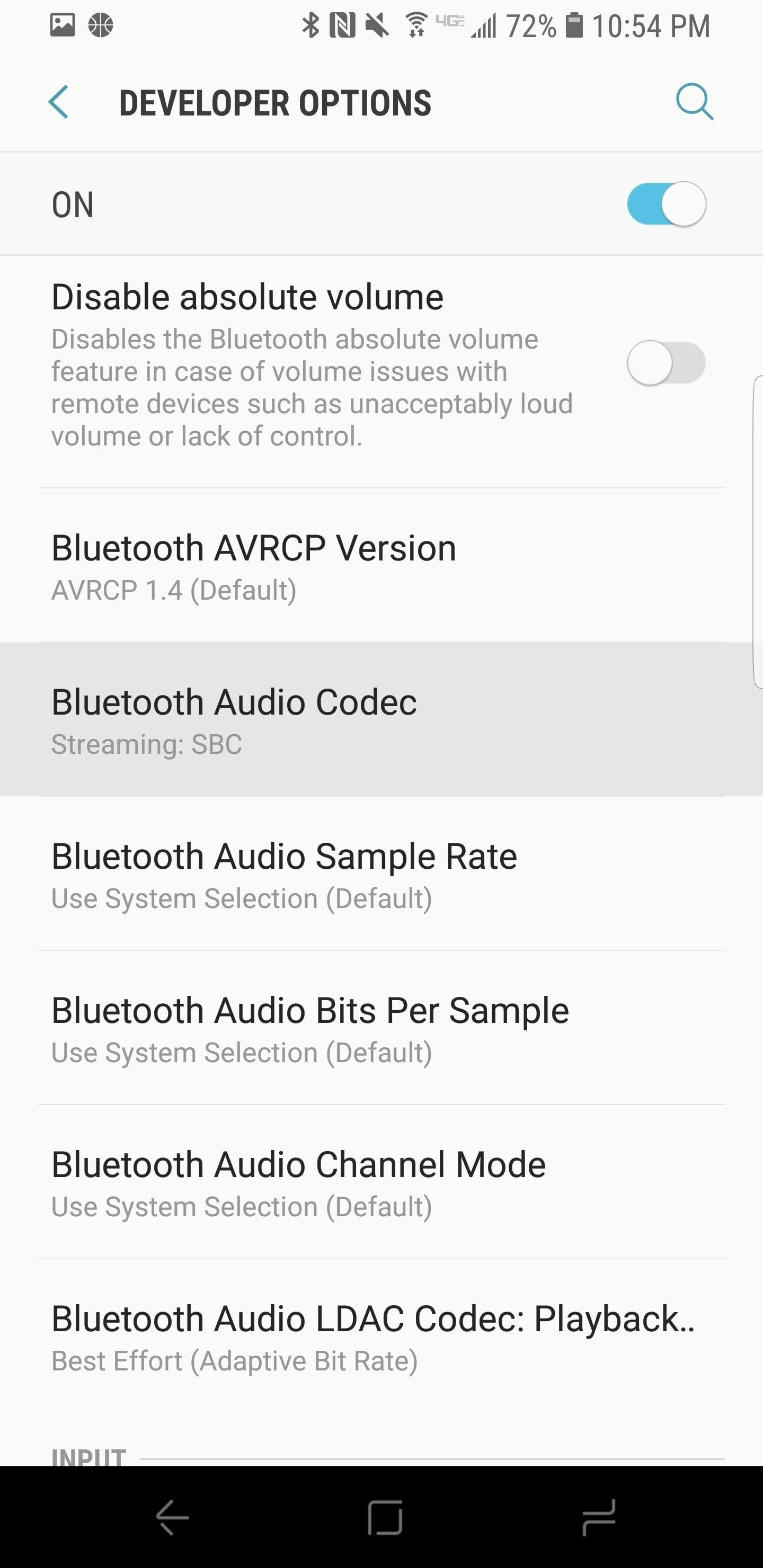 Improve Bluetooth Audio on Your Galaxy S9 with Custom Codecs