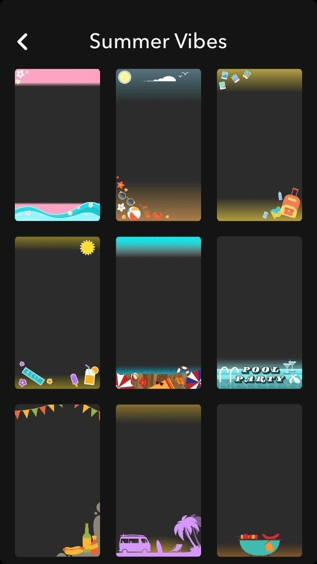 Snapchat Adds Mobile Creative Studio So You Can Design Geofilters in