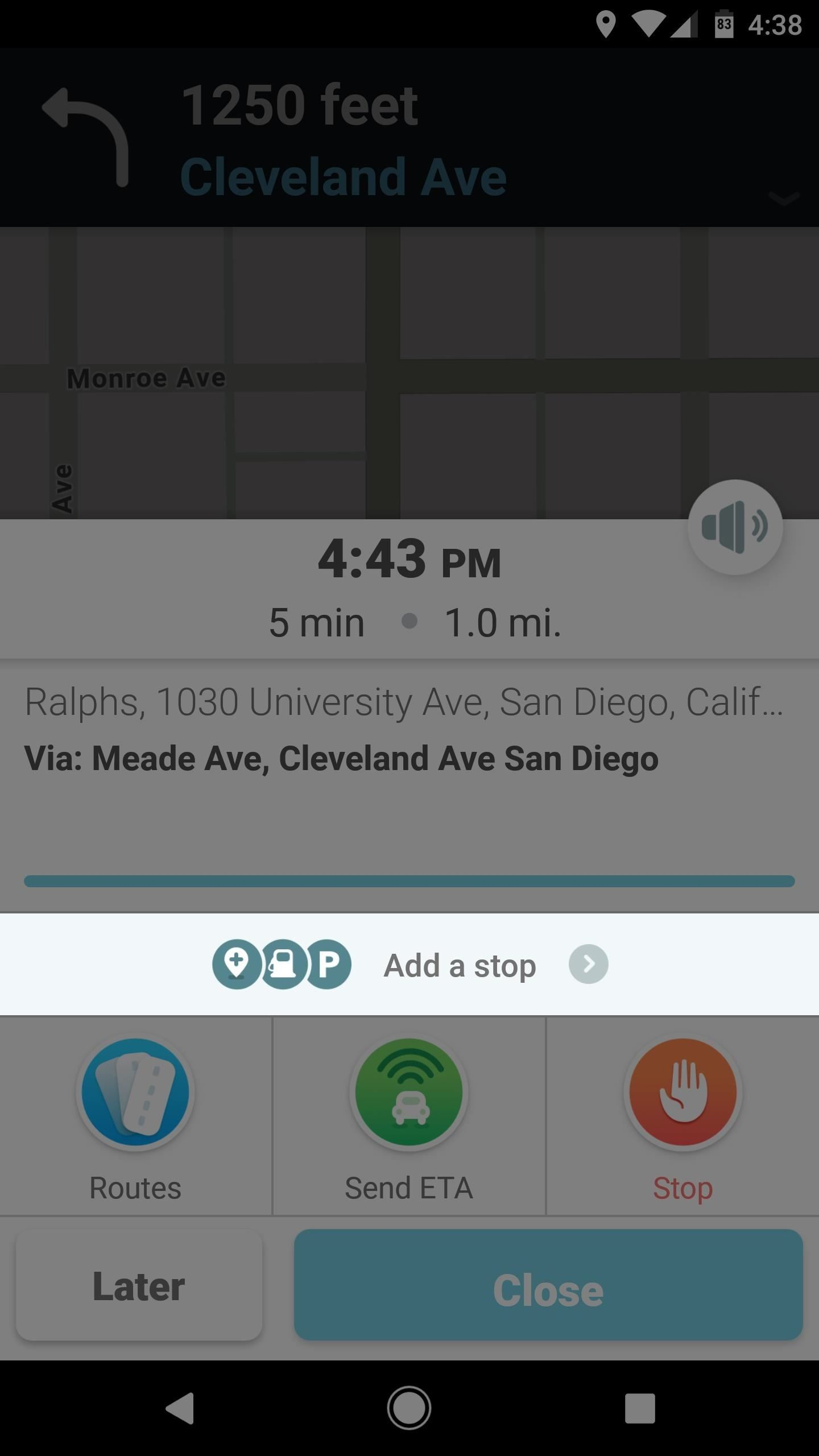 Use Waze's 'Add a Stop' Feature to Save Time & Money on Roadtrips