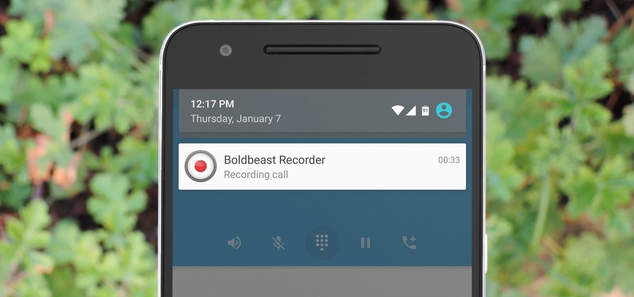 How to Record Phone Calls on Any Android Device « Android :: Gadget
