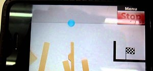 Solve Level 21 in the iPad game Bubble Ball two different ways