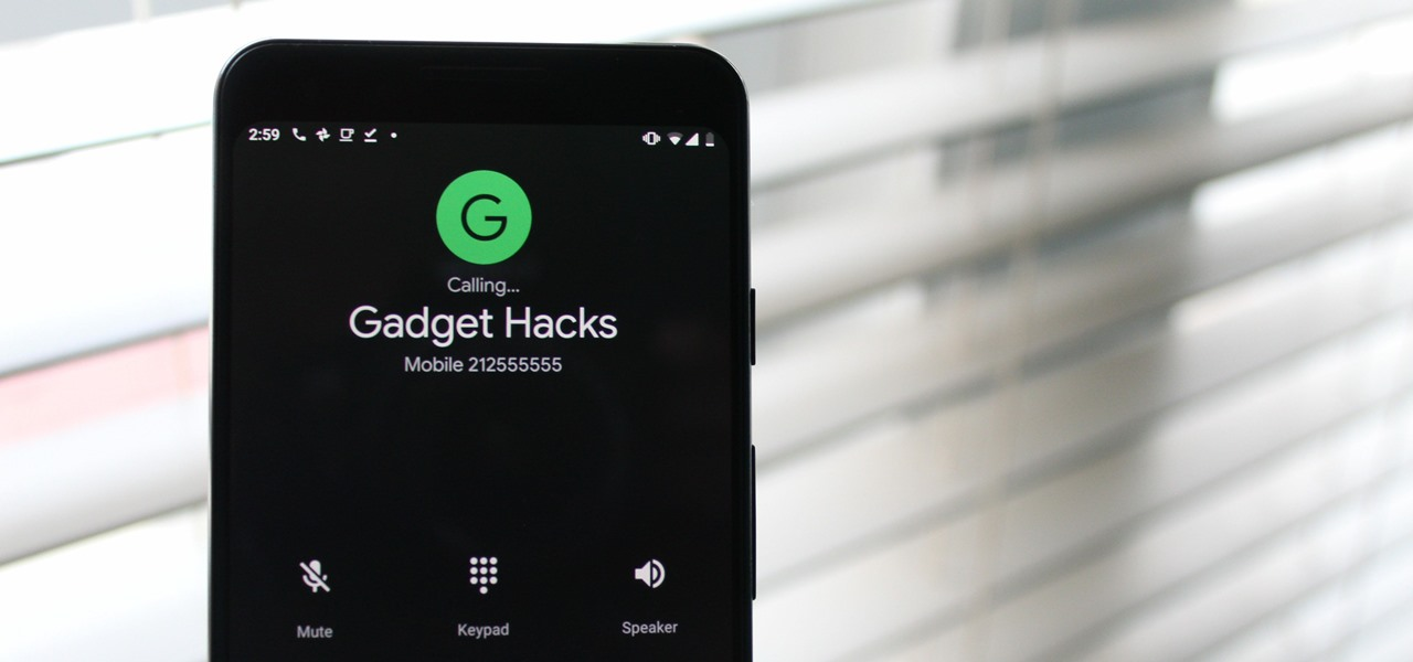 Enable Dark Mode in the Google Phone App