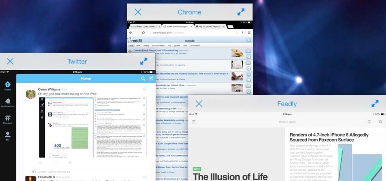 This Hack Turns Your iPad into a Multi-Window Multitasking Powerhouse for $10