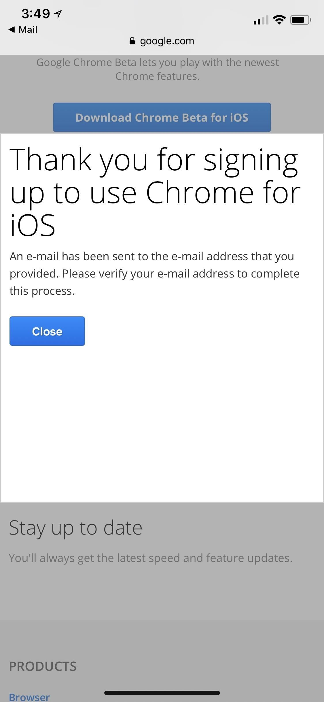 Google Chrome 101: How to Install the Beta Browser on iPhone