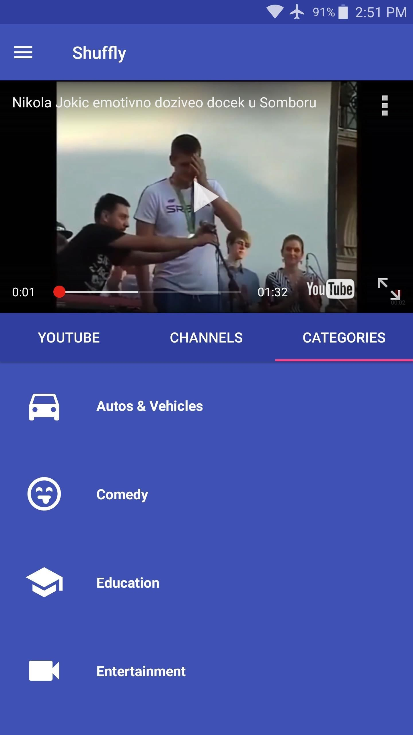 Binge-Watch YouTube Videos on Android Like a True Couch Potato