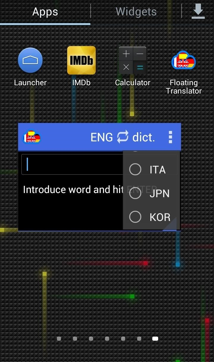 Translate Languages on the Fly with This Floating Translator for Your Samsung Galaxy S3