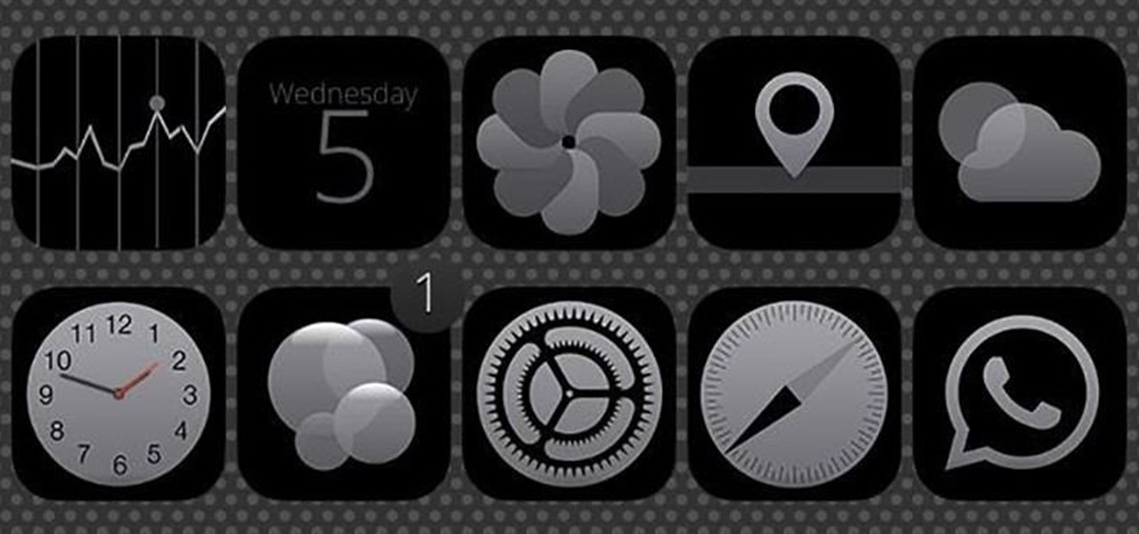 Upgrade Your Older iOS 7 Device with These iPhone 5S-Style Color Themes
