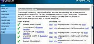 Install Eclipse and the CFEclipse ColdFusion plug-in