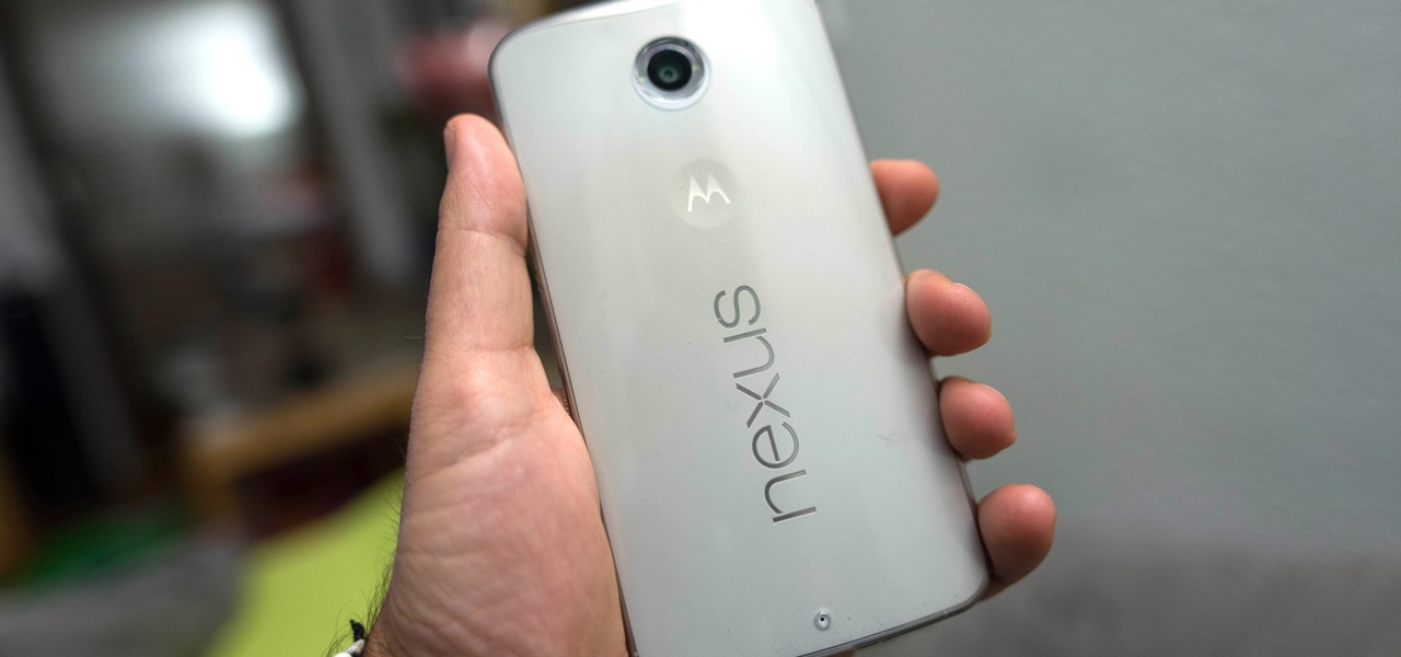 New Nexus 6 Update Downgrades Your Android Version Back to 7.0