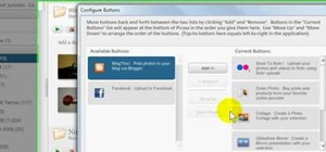 Add photos to Facebook using Picasa