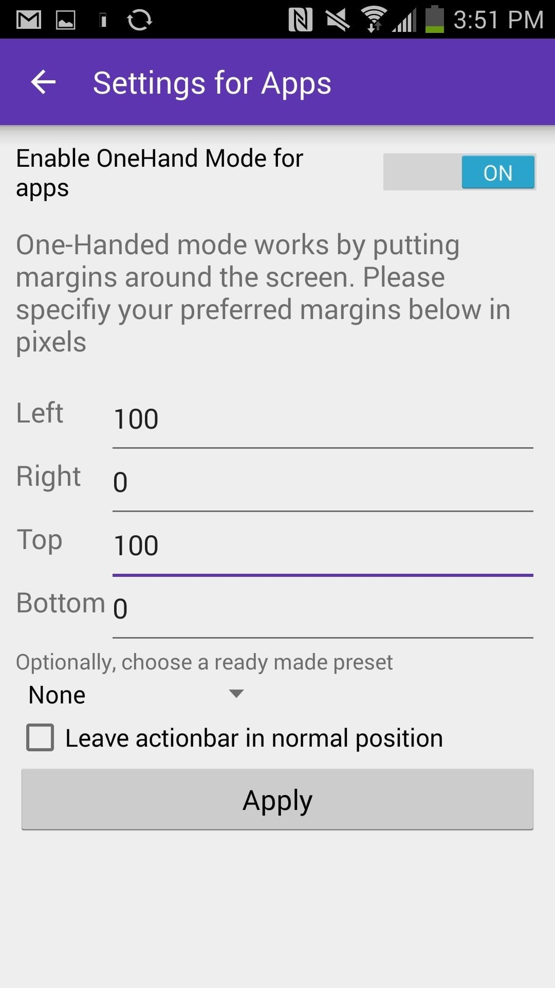 How to Make Any Android Device Easier to Use with One Hand