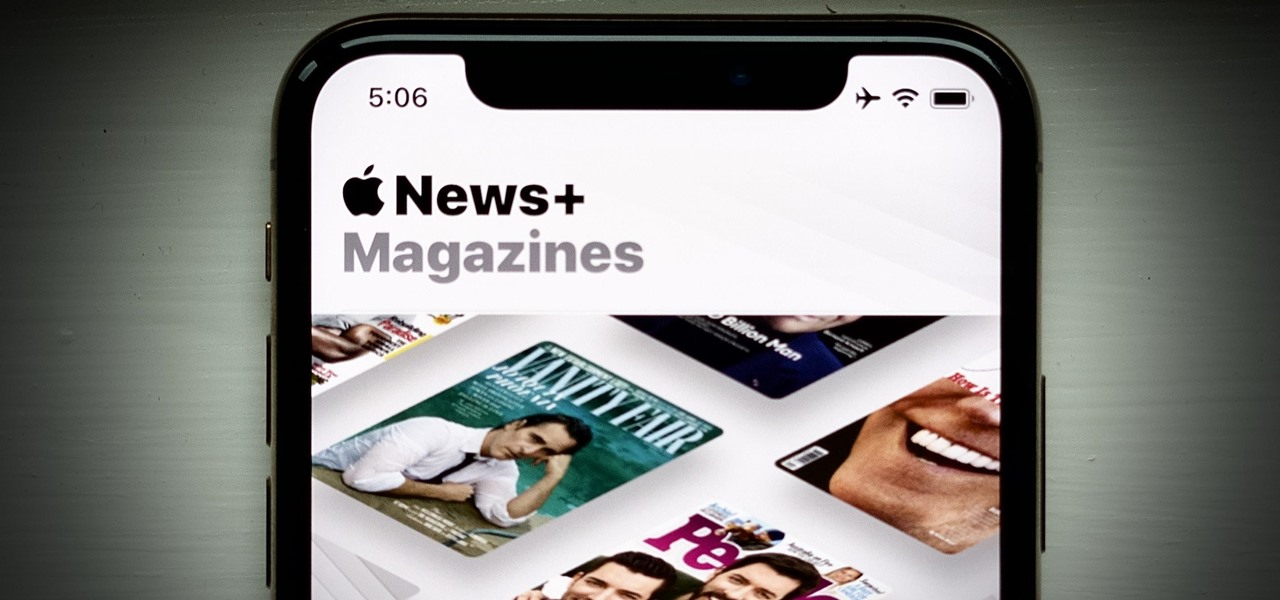 Apple's iOS 13.5.5 Public Beta 1 for iPhone Includes Evidence of Audio Support for Apple News+