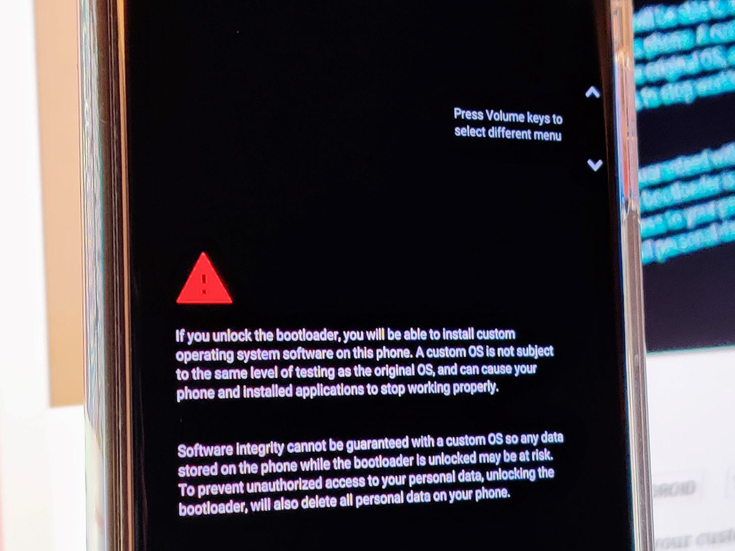How to unlock the bootloader on your Pixel 4